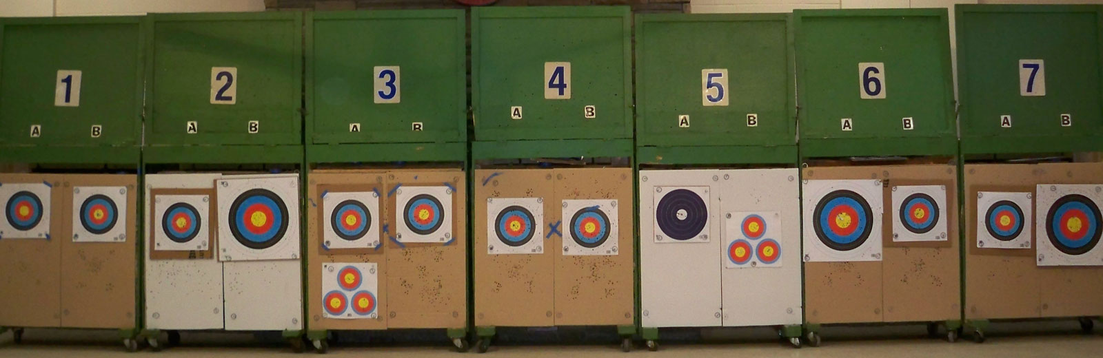 Indoor Archery Shoots